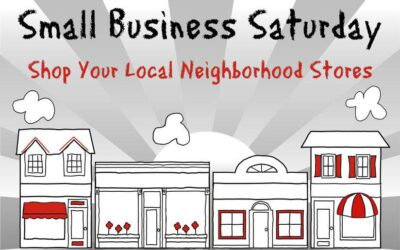 Shop Small for Small Business Saturday On November 28th